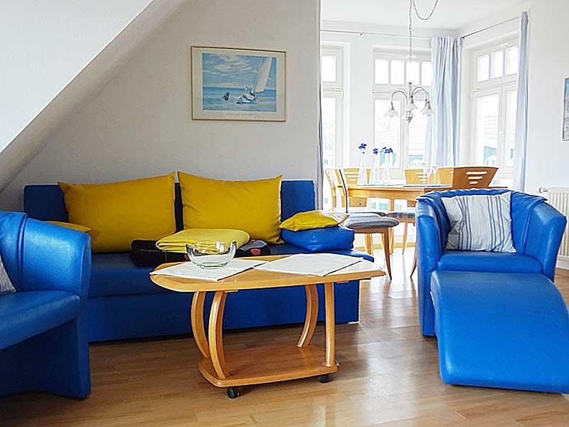 Urlaubsdomizile Usedom - Unsere Ferienwohnungen
