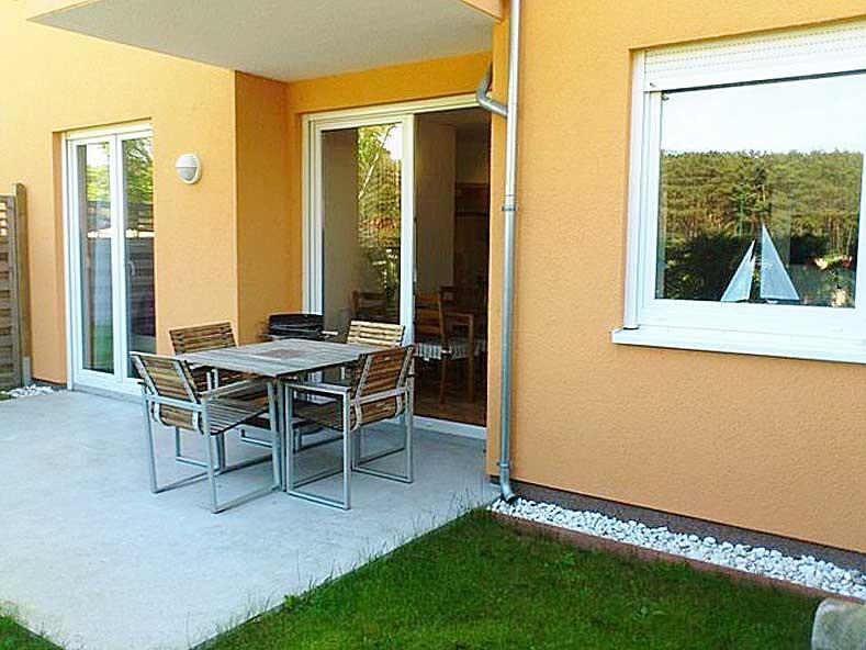 Ferienwohnungen Urlaubsdomizile Usedom - Ferienwohnung Radtke