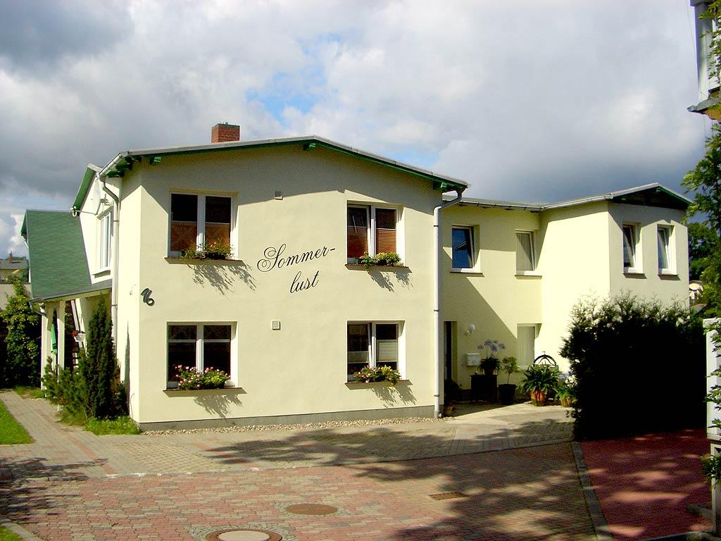 Ferienwohnungen Urlaubsdomizile Usedom - Ferienwohnung Maria-Seidel 06
